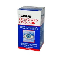 Twinlab Ocuguard Omega (60 Softgels)