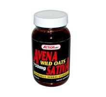 Action Labs Avena Sativa Wild Oats 750 Mg (50 Tablets)
