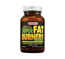 Action Labs Super Fat Burners Extreme (60 Capsules)