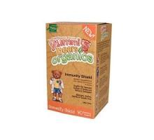 Héroe productos alimenticios orgánicos Yummi osos escudo de inmunidad (recuento de 90)