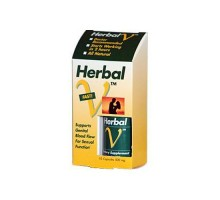 Lane Labs Herbal V 500 Mg 10 Caps