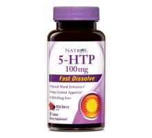 Natrol 5 Htp Hff Fast Dissolve 50 Mg (1x30 Tablets)