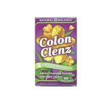 Equilibrio natural Colon Clenz (Veg 1 x 60 cápsulas)