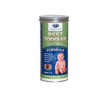 Perfectly Healthy Toddler Goat Milk Formula Chocolate 16 Oz