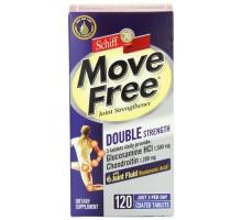 Schiff vitaminas movimiento libre doble 120 pastillas