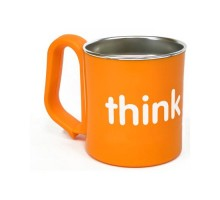 Thinkbaby Bpa Free Kid's Cup Orange