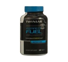 Twinlab Ripped Fuel Extended Release Fat Burning Formula (1x120 Tablets)