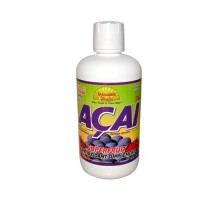 Salud dinámica Acia más superfrutas antioxidante suplemento (32 Fl Oz)