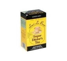 LACI Le Beau limón menta Super dieta té (1 x bolsa de 30)