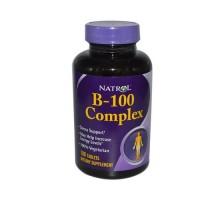 Natrol B-100 Complex (1x100 Tablets)