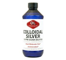 Olympian Labs Colloidal Silver 10 Ppm (8 Fl Oz)