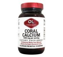 Olympian Labs Coral Calcium 1 G (90 Capsules)