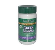 Alimentos verdes Dr. Hagiwara Green Magma cebada hierba jugo en polvo (1x2.8 Oz)