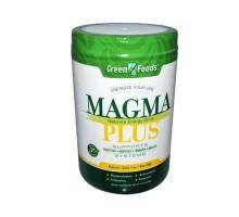Alimentos verdes Magma Plus polvo (1 x 11 Oz)