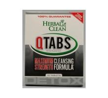 B.n.g. hierbas limpiar fuerza de Qtabs máximo desintoxicación limpieza fórmula (1 x 10 tabletas)