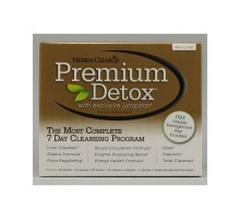 B.n.g. Herbal Clean Premium Detox 7 Day Kit (1 Kit)