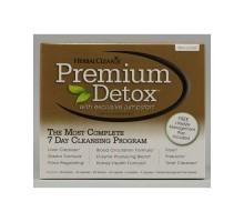 Premium limpia B.n.g. Herbal Detox Kit día 7 (1 Kit)