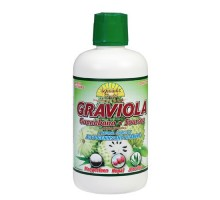 Salud dinámica Guanabana Graviola-Guanabana Extracto de jugo de superfrutas mezcla 32 Oz