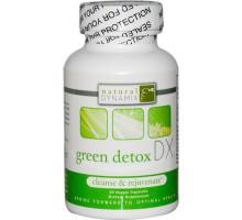 Dynamix Dx natural desintoxicación verde Dx (60 Veg cápsulas)
