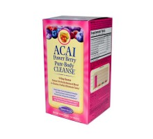 Nature's Secret Acai Power Berry Pure-body Cleanse 56 Tablets