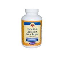 Detox de digestión hierbas múltiples secretos de la naturaleza de la ayuda (275 tabletas)