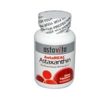 Astavita Astareal Astaxanthin (60 Softgels)