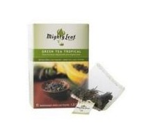 Mighty Leaf Tea el té verde Tropical (6 x 15 bolsa)
