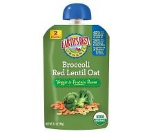 Mejor bebé alimentos brócoli de la tierra, lentejas rojas, avena (12x3.5 Oz)