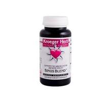 Kroeger Herb Sinus Blend antiguamente congestionada (100 cápsulas)