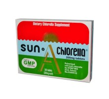 Sun Chlorella A Tablets 200 Mg (1x300 Tablets)