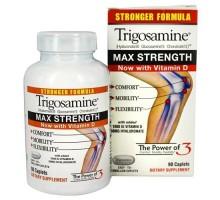 Máximo de Trigosamine fuerza 90 cápsulas