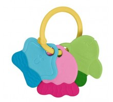 Green Sprouts Teething Keys Unisex 3 Months Plus (1 Count)
