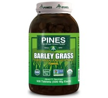 Pines International Barley Grass 500 Mg (1x500 Tablets)