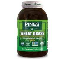 Pines International Wheat Grass 500 Mg (1x500 Tablets)