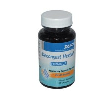 Zand Decongest Herbal Formula 48 Capsules