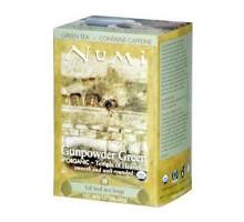 Numi Tea Gunpowder Green Tea (6x18 Bag)