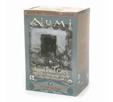 Numi Assam de té Earl Grey té negro (6 x bolsa de 18)