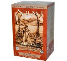 Té Numi Golden Chai té negro (6 x bolsa de 18)