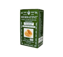 Herbatint Permanent Herbal Haircolour Gel 10 Dr Light Copperish Gold 135 Ml