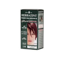Herbatint Permanent Herbal Haircolour Gel 5m Light Mahogany Chestnut (1x135 Ml)