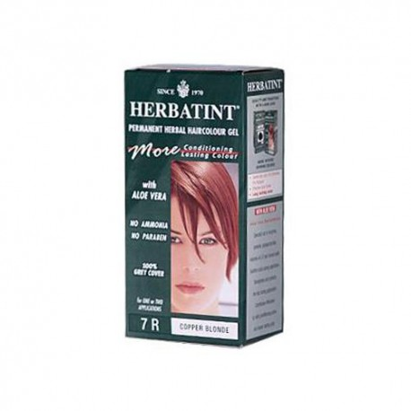 Herbatint Permanent Herbal Haircolour Gel 7r Copper Blonde (1x135 Ml)
