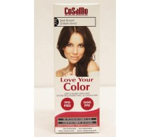 Love Your Color Hair Color Cosamo Non Permanent Dark Brown (1 Count)