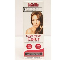 Love Your Color Hair Color Cosamo Non Permanent Med Gold Brown (1 Count)