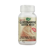 Nature's Way Flexmax Glucosamine With Msm 80 Tablets