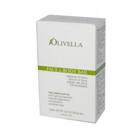 Olivella Face And Body Bar 3.52 Oz