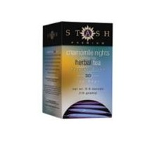 Esconder el té Herbal de manzanilla noche (Ct 6 x 20)