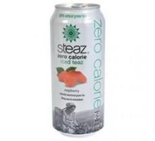 Steaz cero calorías frambuesa (12 x 16 Oz)