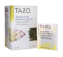 Té TAZO Lotus el té verde descafeinado (6 x 20 bolsa)