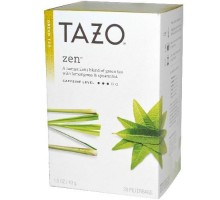 Tazo Tea Zen Green Tea (6x20 Bag)