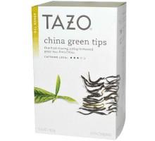 Tazo té verde de China consejos té (6 x 20 bolsa)